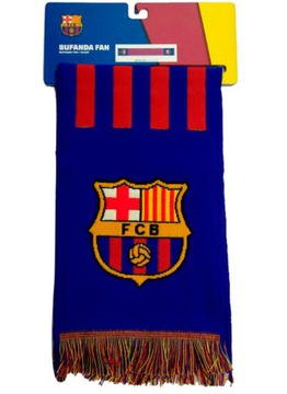 FC Barcelona Scarf SHAWL pre FCB 810 ventilátora