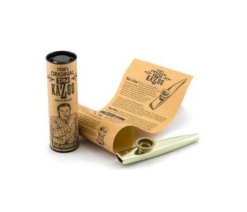Kazoo Original 1930 'Originálne Anglicko Gold Farba