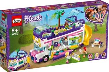 LEGO FRIENDS Autobus priateľstva 41395
