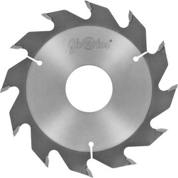 Kruhová píla pre HM 125x30 / 6,0 / 4.1 / 12Z drážkovanie