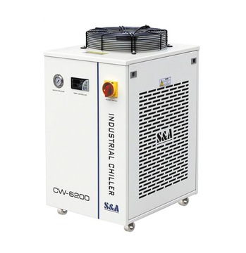 CHILLER CW6200 COOLER PRE CO2 PLOTTER 5,17KW