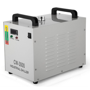 Chlader CHILLER CW3000 CO2 FV23% GW24 Plotter