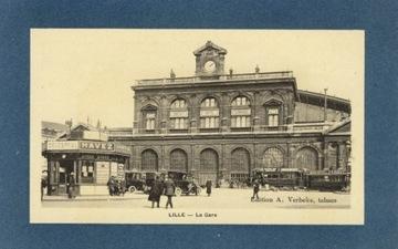 Lille. La Gare. 191-?
