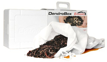 0.5 kg Dendroben 500 gramov Dendrobox + 3 Zmluva !!