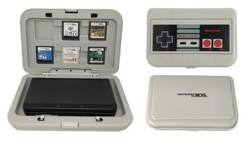 Prípad Nintendo 3DS 3DS XL Kryt s NES motívom