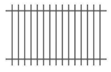 Plotové rozpätie ploty priadze IZA 1 JUL-MET