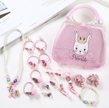 Šperky pre manžetové gombičky Pony Pony náhrdelník Purse # 37