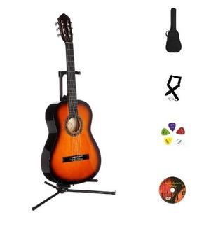 Klasická / akustická gitara 4/4 + darček!