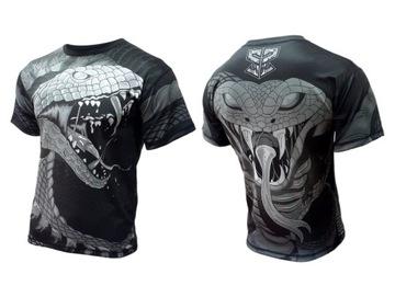 MMA tričko pre boj, tréning, odvetrávané AG +
