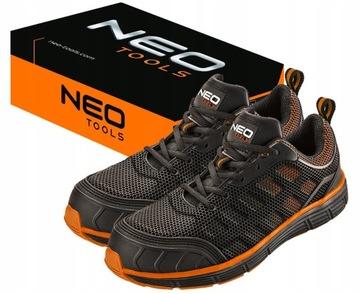 Pracovné topánky priedušné NEO Nástroje 82-095 R.44