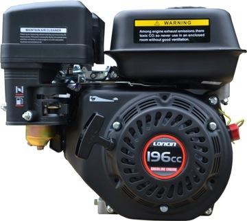 Loncin LG200F Motor 196 cm3 Snímač hladiny oleja