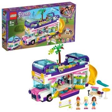 Lego Friends 41395 Priateľský autobus