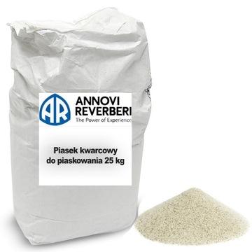 Sand Quartz brúsenie abrazívne 25 kg ar