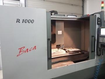 Vertikálne obrábacie stredisko AFM BACA R-1000