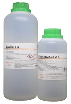 Epidian 5 epoxidová živica + 1kg tužidlo