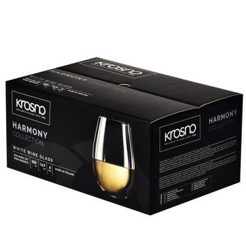 Poháre na víno Harmony Krosno okuliare