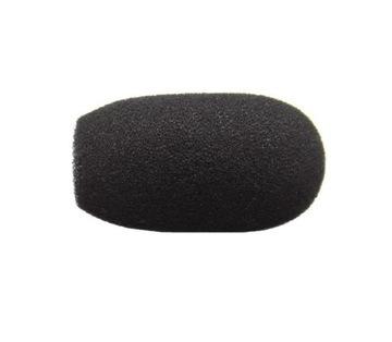 Mikrofónová špongia v Slúchadlách Gapilot