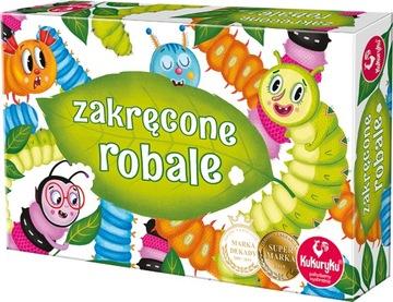 Rodinná doska hra Twisted Robale 63834