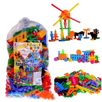 Stavebné bloky, oblátky MIX 110