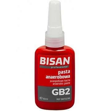 Anaeróbna pasta, lepidlo na nite GB-2 BISAN 50ml