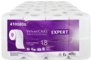 Toaletný papier VELVET Care EXPERT 3 VRSTVY 40 ks
