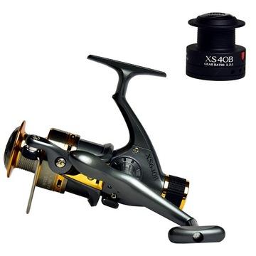 Rybársky kotúč 6BB hliníková cievka + cievka