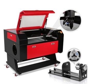 Laser Plotter CO2 80W USA OPTICA USDDRESS 70X50