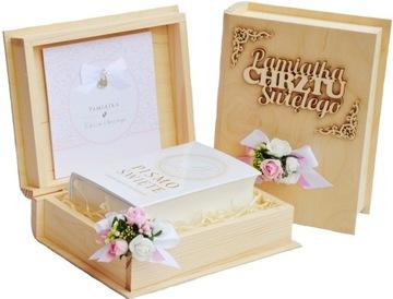 Krstný darček pre dievča a chlapca