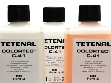 Tetenal C41 Colortec Kit Chémia pre filmy C-41 1 L