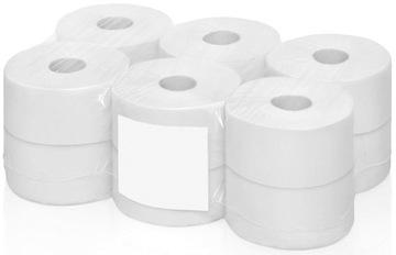 Katrin toaletný papier Jumbo Obrie S bielym 12ks