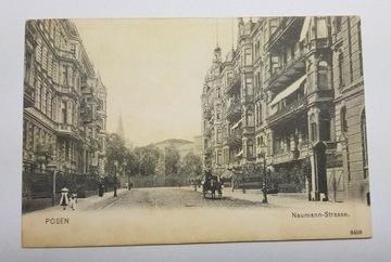 Poznań Naumann-Strasse 1904
