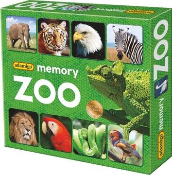 MEMORY MEMO ZOO 07264 MEMORY GAME