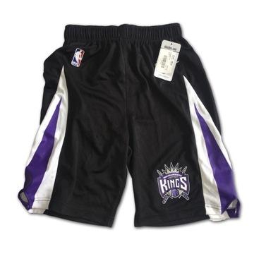 Šortky pre NBA Sacramento Kings Adidas M