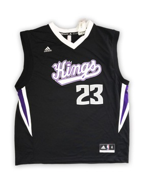 Adidas Sacramento Kings 23 McLemore XL
