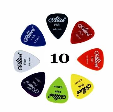 Guitar Cubes 10 kocky kocky pre gitaru Mark Alice