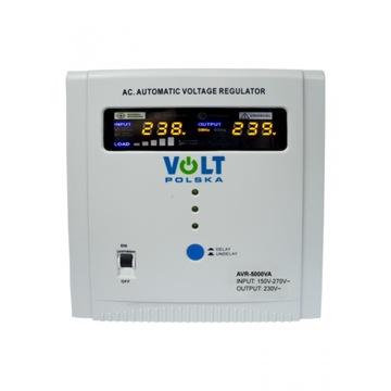 AVR 230V 5000W Stabilizátor napätia do agregátu