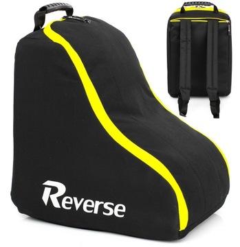 Back batoh pre lyžiarske topánky.