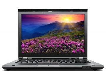Notebook Lenovo T430 i5 / 8GB / 240SSD triedy A Win7 / 10