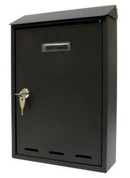 POŠTOVÝ BOX 330x220x70mm grafit