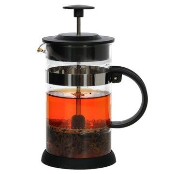 Kávovar, čaj, bylinky, džbán, sito 350ml