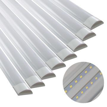 8x LED žiarovka 120cm 36W POVRCHOVÁ PANELOVÁ žiarivka