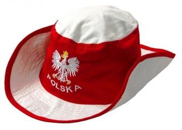 Poľský ventilátor Cowboy Cowboy Poľsko Hat Negra