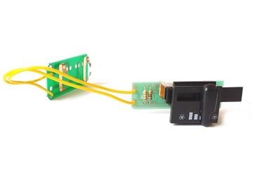 Prepínač s BEAM NEXE pre kontakty otočného taniera hadice