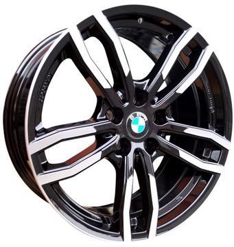 Ráfiky 18 '' 5x120 BMW 3 4 5 x3 F10 F25 F30 Nemecko