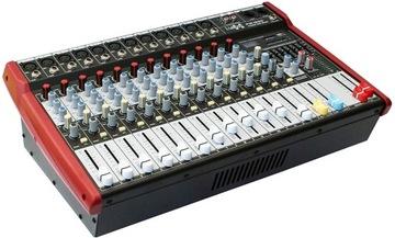 PowerMixer E-Lectron PW-1220 12 kanály, USB 2x400W