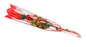 RUŽOVÝ LED darček Valentín láska ŽIAR