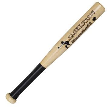 MFH Baseballová palica drevená 18 palca / 46 cm