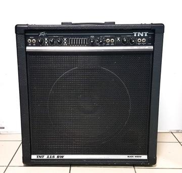 Bass Base Peavey Black Widow TNT 115 BW 500W