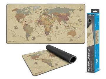 Ochranná podložka, stôl, myš, mapa prieskumníkov