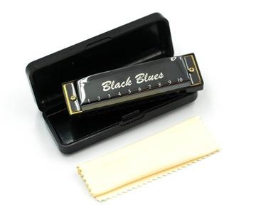 Diatonická ústna harmonika pre začiatočníkov Blues C.